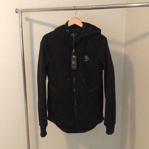 True Recreation Premium - Black Jacket - Large